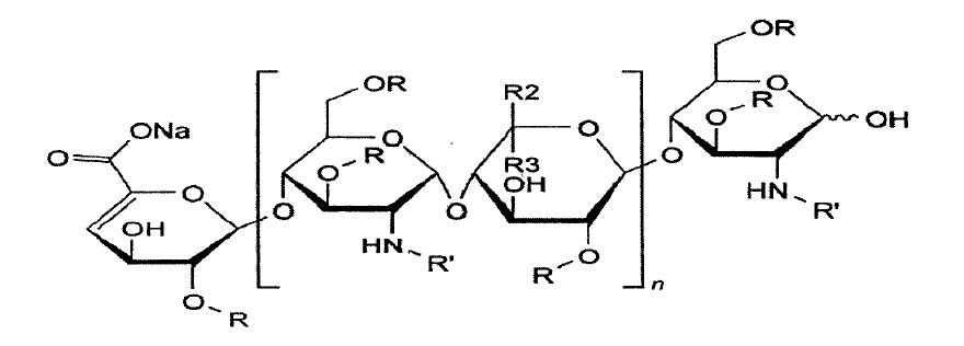 分子结构: